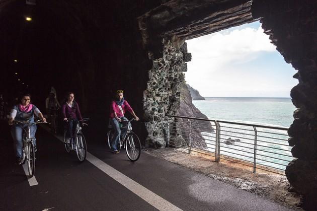 Levanto by bike