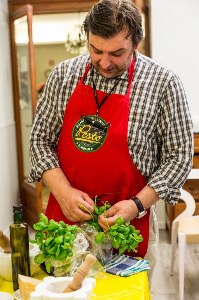 Pier local chef