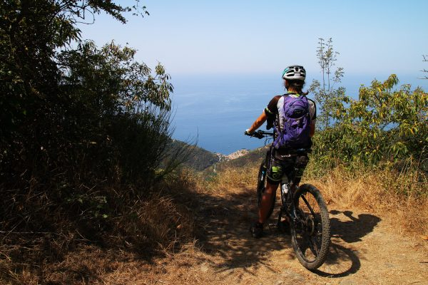 A MTB tour, perfect to discover Levanto and Cinque Terre