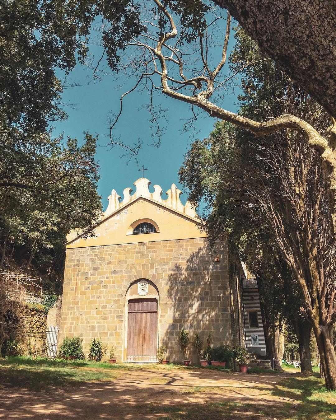 Santuario di Nostra Signora di Reggio - Vernazza
