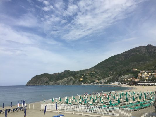 A week-end in Levanto